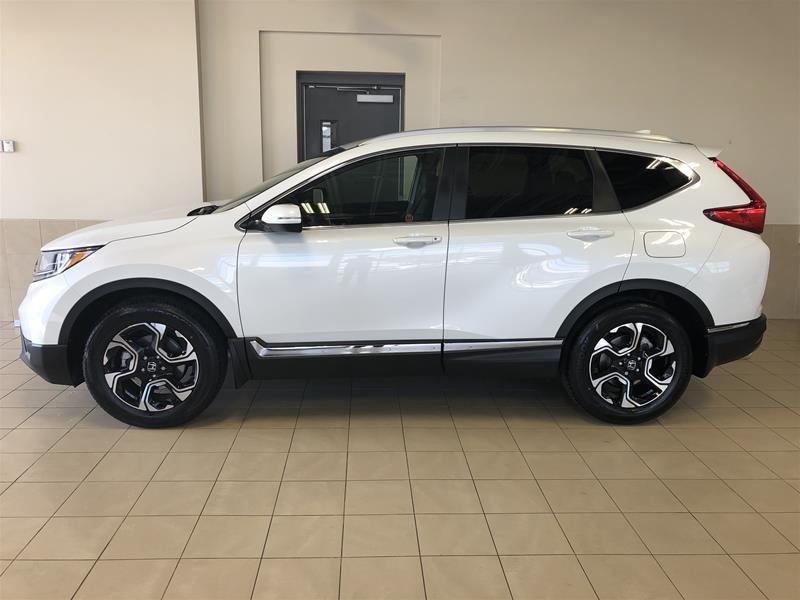 2019 Honda CR-V Touring AWD CVT in Regina, Saskatchewan - 2 - w1024h768px