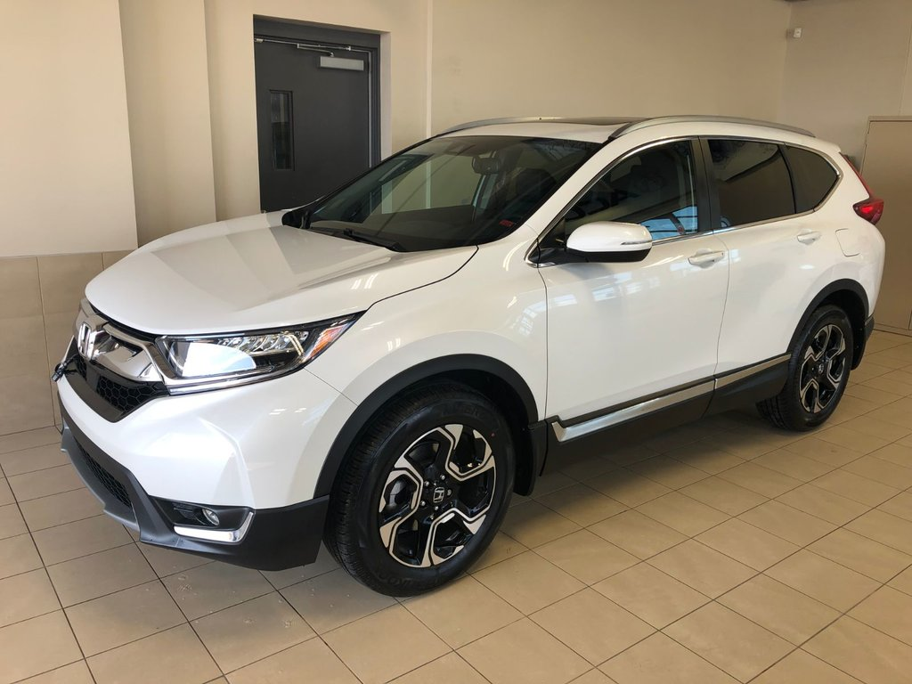 2019 Honda CR-V Touring AWD CVT in Regina, Saskatchewan - 18 - w1024h768px