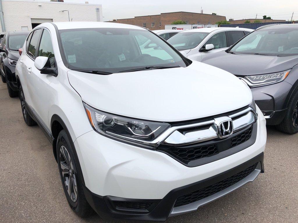 Oakville Honda | 2019 Honda CR-V LX AWD CVT | #100768