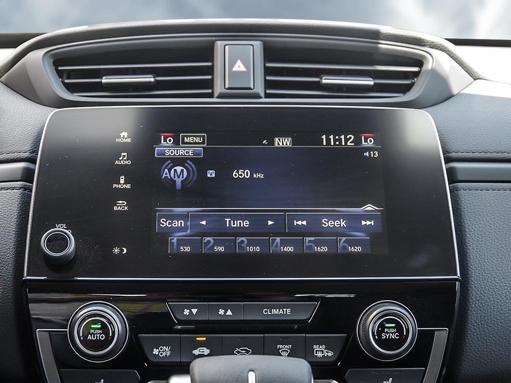 2019 Honda CR-V LX 2WD CVT in Markham, Ontario - 18 - w1024h768px