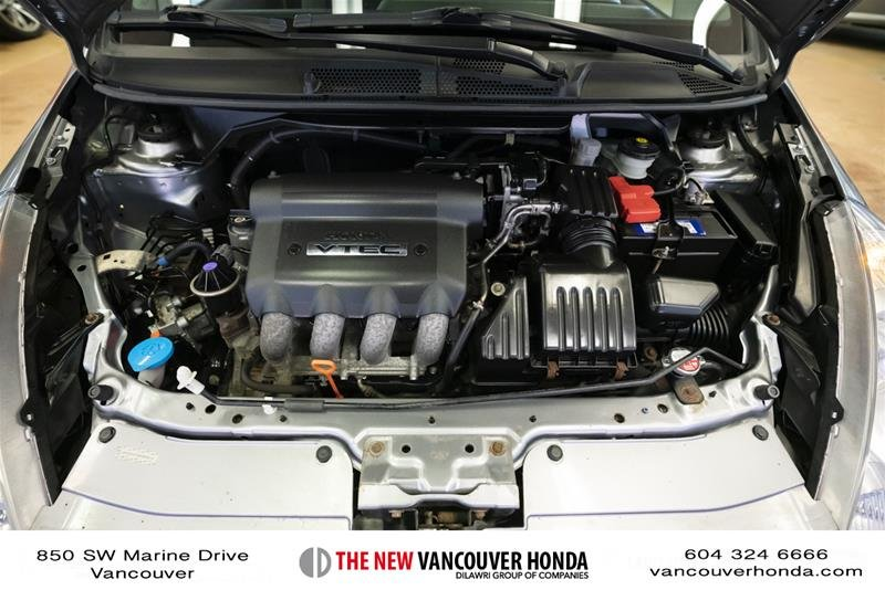 2008 Honda Fit Hatchback DX 5sp in Vancouver, British Columbia - 17 - w1024h768px