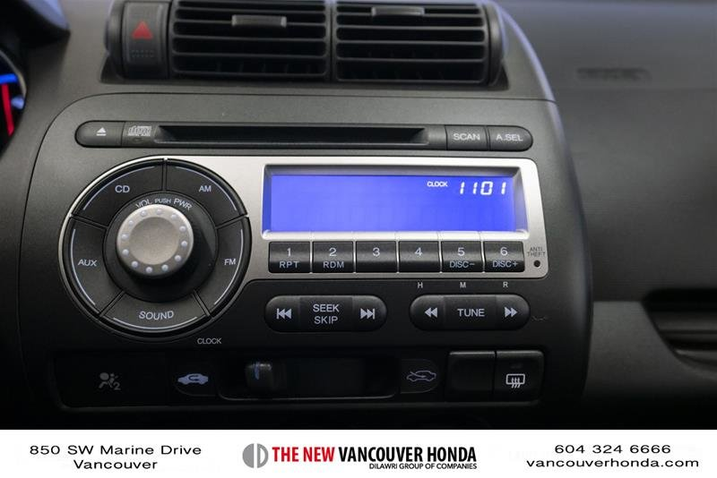 2008 Honda Fit Hatchback DX 5sp in Vancouver, British Columbia - 19 - w1024h768px