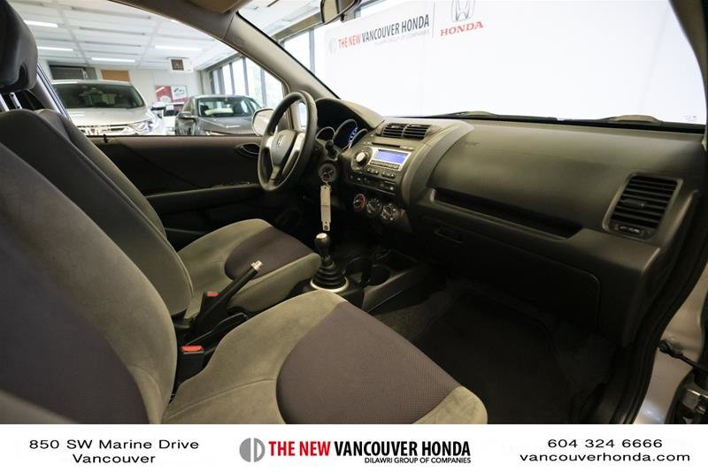 2008 Honda Fit Hatchback DX 5sp in Vancouver, British Columbia - 15 - w1024h768px