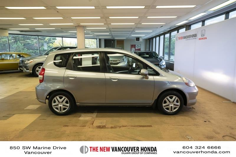 2008 Honda Fit Hatchback DX 5sp in Vancouver, British Columbia - 4 - w1024h768px
