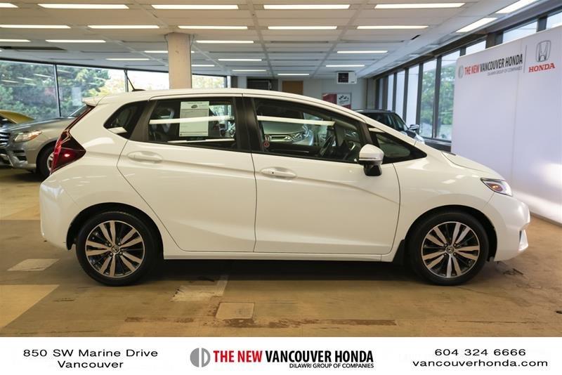 2015 Honda Fit EX-L Navi CVT in Vancouver, British Columbia - 4 - w1024h768px