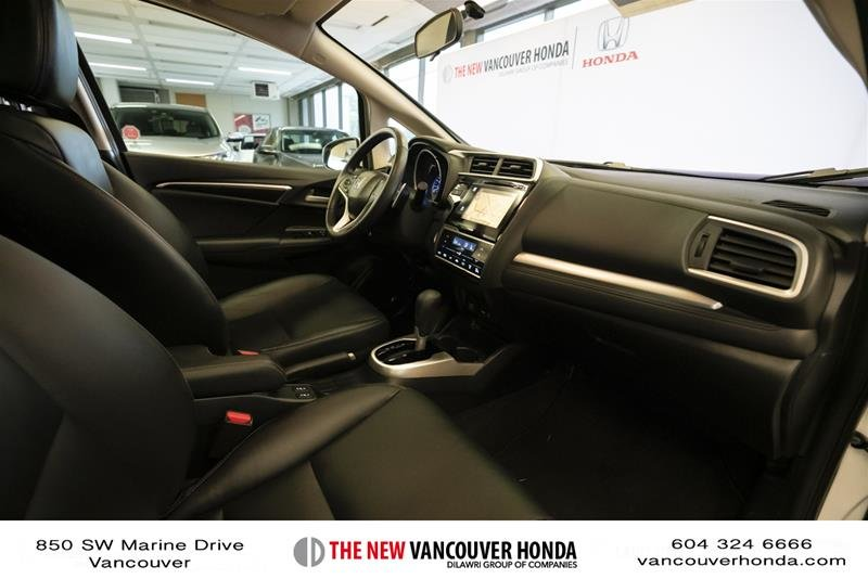 2015 Honda Fit EX-L Navi CVT in Vancouver, British Columbia - 15 - w1024h768px