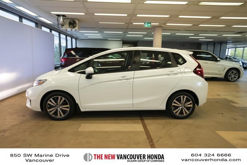 2015 Honda Fit EX-L Navi CVT in Vancouver, British Columbia - 8 - w1024h768px