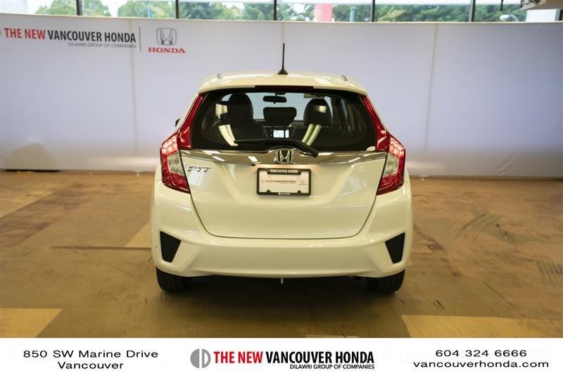 2015 Honda Fit EX-L Navi CVT in Vancouver, British Columbia - 6 - w1024h768px