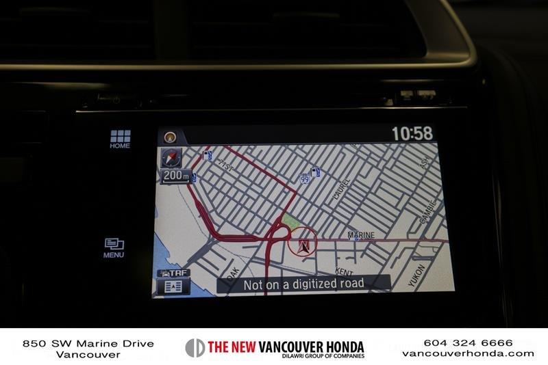 2015 Honda Fit EX-L Navi CVT in Vancouver, British Columbia - 22 - w1024h768px