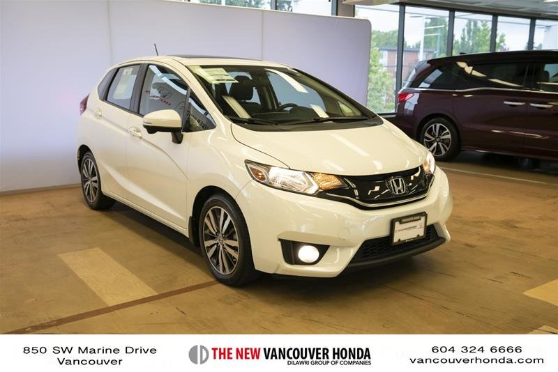 2015 Honda Fit EX-L Navi CVT in Vancouver, British Columbia - 3 - w1024h768px