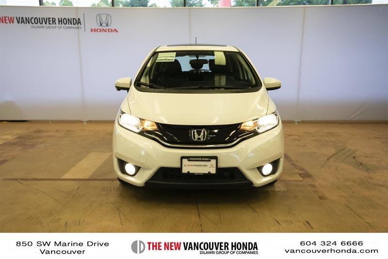 2015 Honda Fit EX-L Navi CVT in Vancouver, British Columbia - 2 - w1024h768px