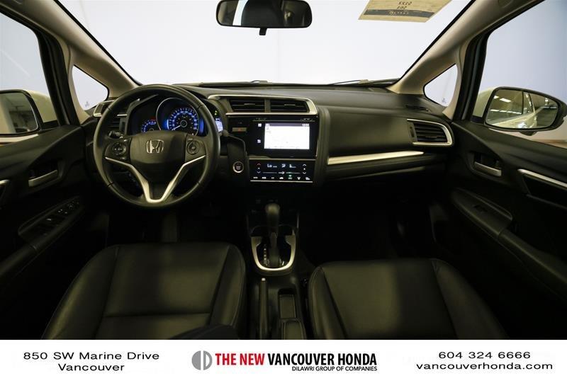 2015 Honda Fit EX-L Navi CVT in Vancouver, British Columbia - 13 - w1024h768px