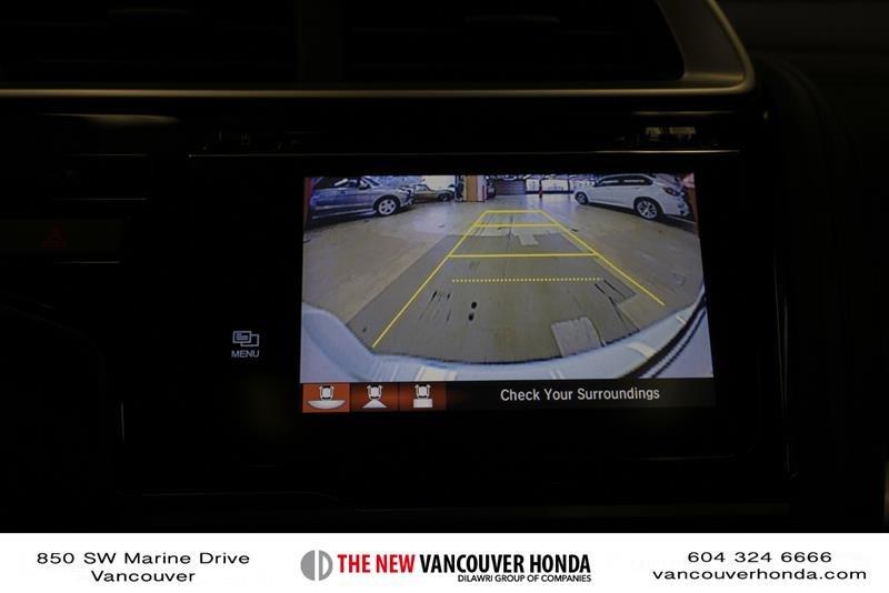 2015 Honda Fit EX-L Navi CVT in Vancouver, British Columbia - 20 - w1024h768px