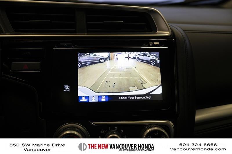 2015 Honda Fit EX CVT in Vancouver, British Columbia - 19 - w1024h768px