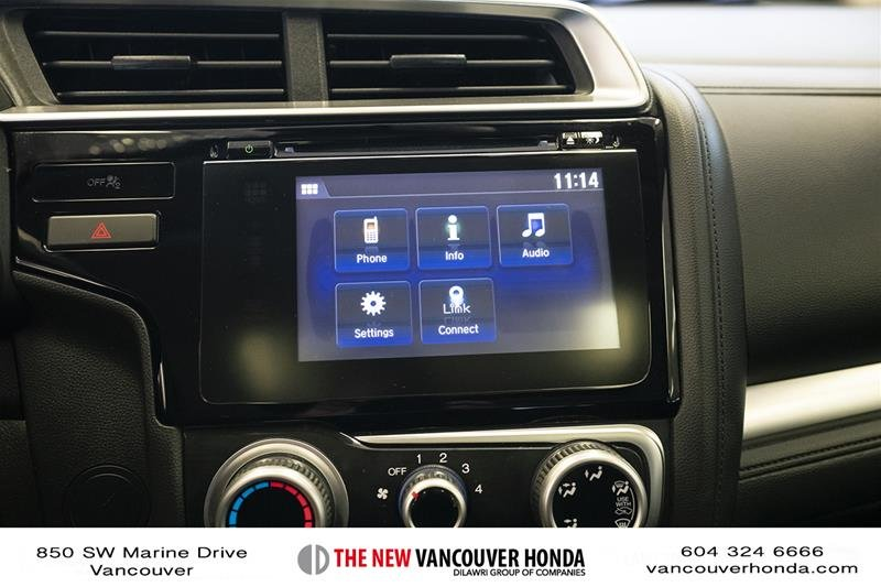 2015 Honda Fit EX CVT in Vancouver, British Columbia - 20 - w1024h768px