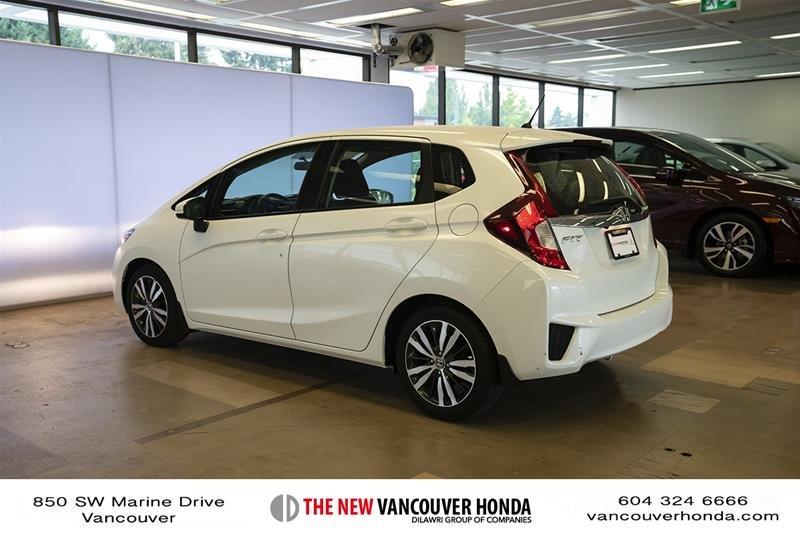 2015 Honda Fit EX CVT in Vancouver, British Columbia - 7 - w1024h768px