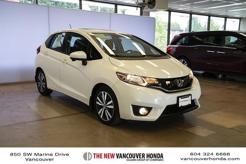 2015 Honda Fit EX CVT in Vancouver, British Columbia - 3 - w1024h768px