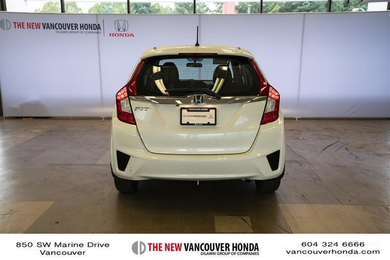2015 Honda Fit EX CVT in Vancouver, British Columbia - 6 - w1024h768px