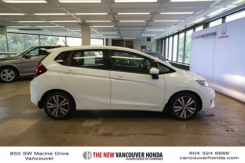 2015 Honda Fit EX CVT in Vancouver, British Columbia - 4 - w1024h768px