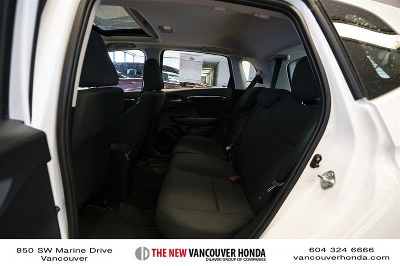 2015 Honda Fit EX CVT in Vancouver, British Columbia - 11 - w1024h768px