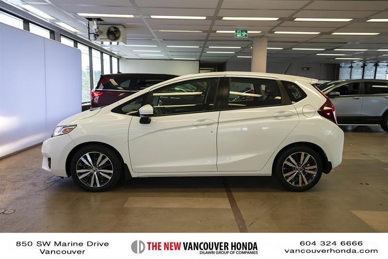 2015 Honda Fit EX CVT in Vancouver, British Columbia - 8 - w1024h768px
