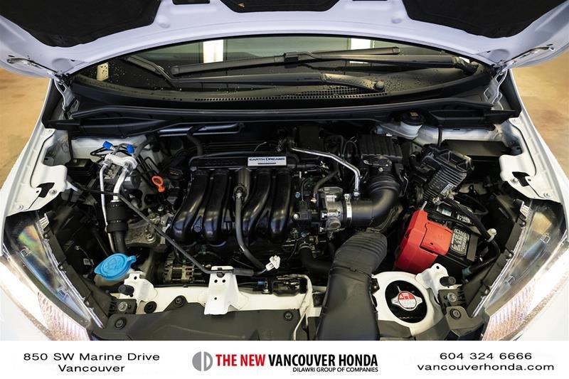 2015 Honda Fit EX CVT in Vancouver, British Columbia - 17 - w1024h768px