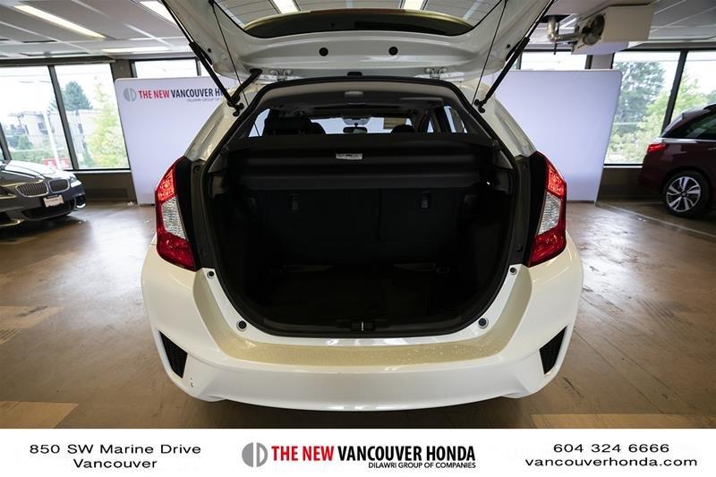 2015 Honda Fit EX CVT in Vancouver, British Columbia - 18 - w1024h768px
