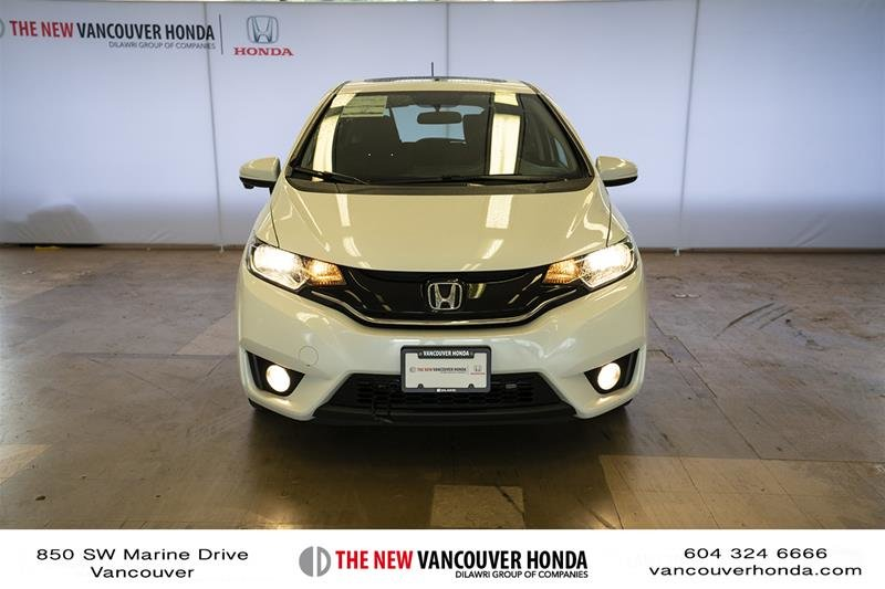 2015 Honda Fit EX CVT in Vancouver, British Columbia - 2 - w1024h768px
