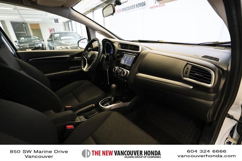 2015 Honda Fit EX CVT in Vancouver, British Columbia - 14 - w1024h768px