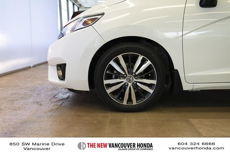 2015 Honda Fit EX CVT in Vancouver, British Columbia - 9 - w1024h768px