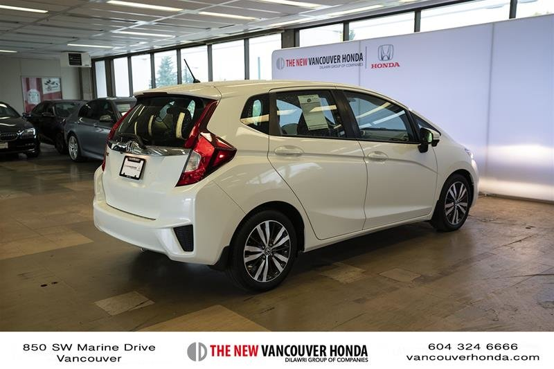 2015 Honda Fit EX CVT in Vancouver, British Columbia - 5 - w1024h768px