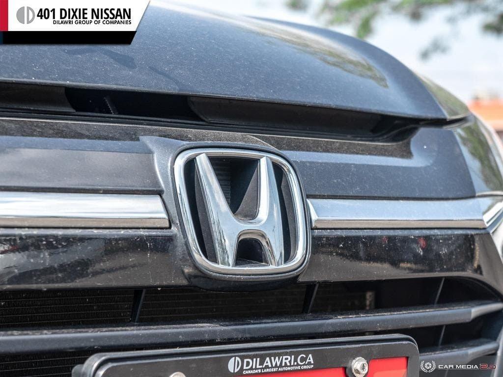 2016 Honda HR-V LX 4WD CVT in Mississauga, Ontario - 9 - w1024h768px