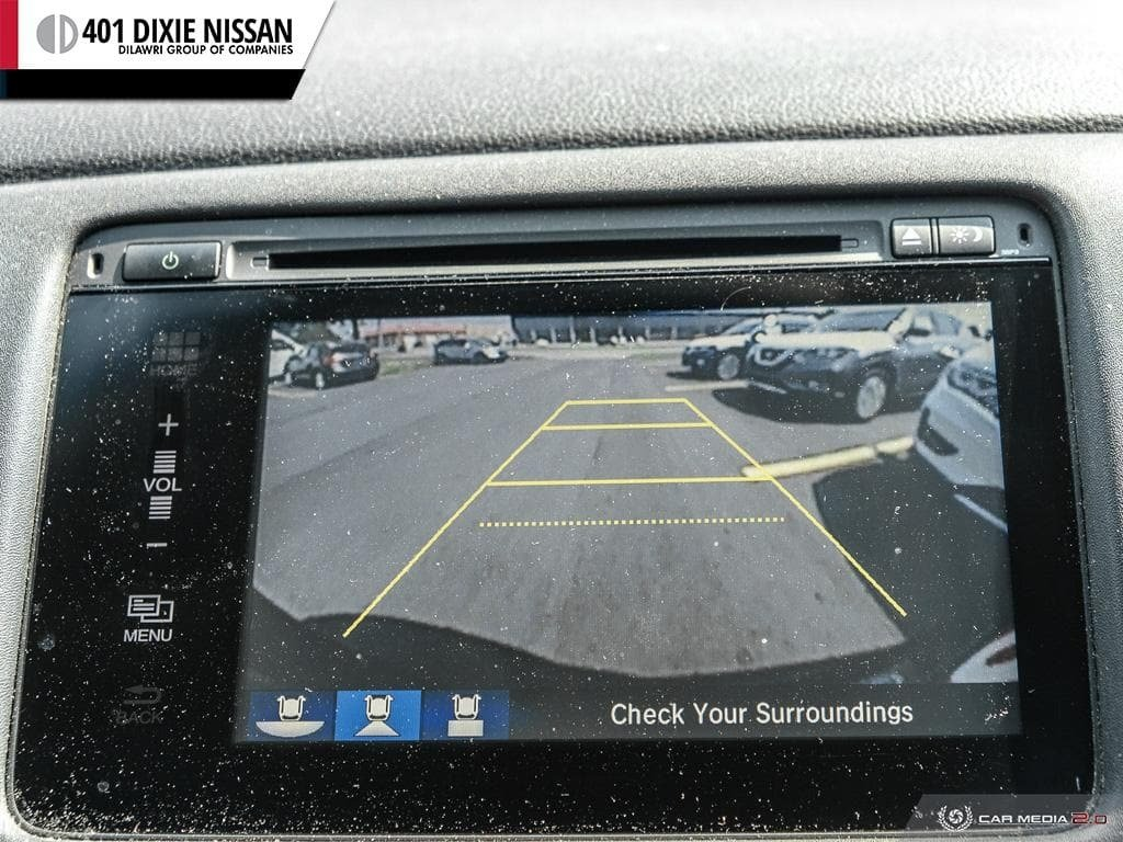 2016 Honda HR-V LX 4WD CVT in Mississauga, Ontario - 25 - w1024h768px