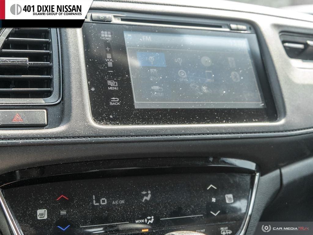 2016 Honda HR-V LX 4WD CVT in Mississauga, Ontario - 19 - w1024h768px
