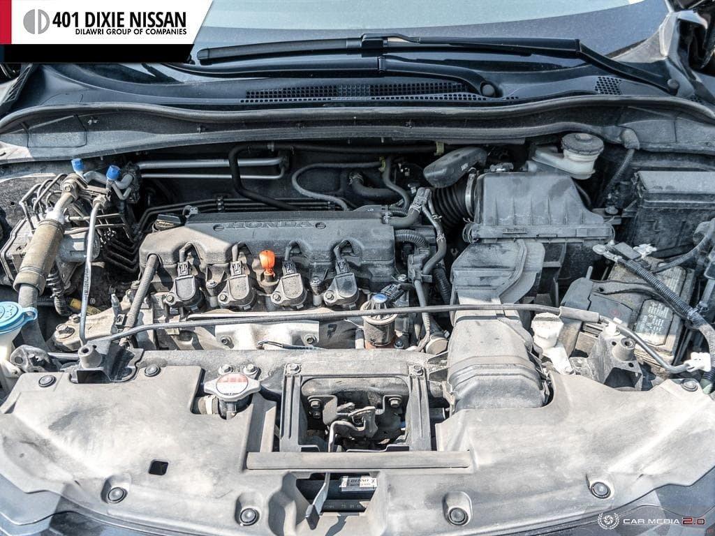 2016 Honda HR-V LX 4WD CVT in Mississauga, Ontario - 8 - w1024h768px