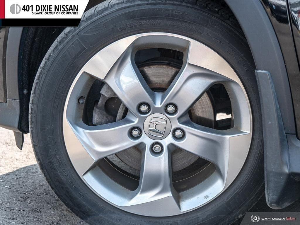 2016 Honda HR-V LX 4WD CVT in Mississauga, Ontario - 6 - w1024h768px