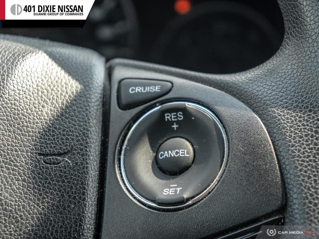2016 Honda HR-V LX 4WD CVT in Mississauga, Ontario - 26 - w1024h768px