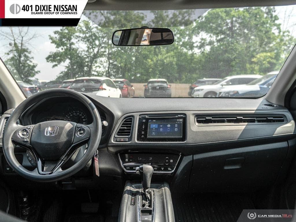 2016 Honda HR-V LX 4WD CVT in Mississauga, Ontario - 24 - w1024h768px