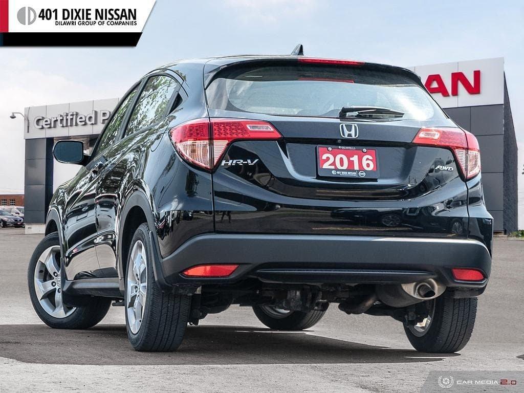 2016 Honda HR-V LX 4WD CVT in Mississauga, Ontario - 4 - w1024h768px