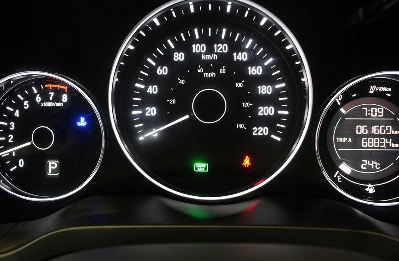 2017 Honda HR-V LX 4WD CVT in Regina, Saskatchewan - 2 - w1024h768px