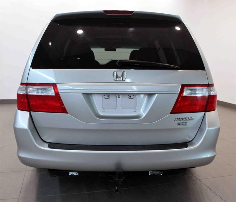 2005 Honda Odyssey EX-L 5 SPD at in Regina, Saskatchewan - 18 - w1024h768px