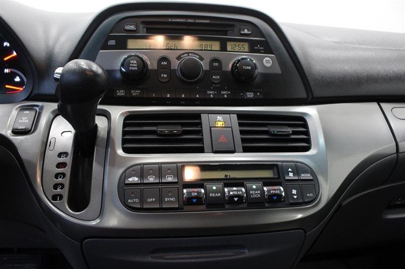 2005 Honda Odyssey EX-L 5 SPD at in Regina, Saskatchewan - 7 - w1024h768px