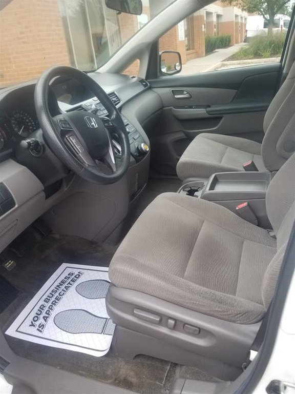 2013 Honda Odyssey EX in Mississauga, Ontario - 17 - w1024h768px