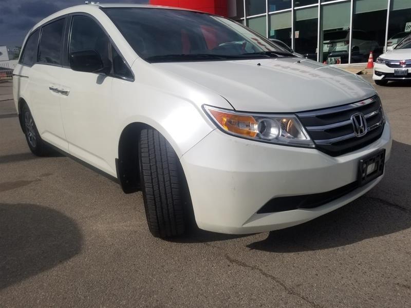 2013 Honda Odyssey EX in Mississauga, Ontario - 3 - w1024h768px