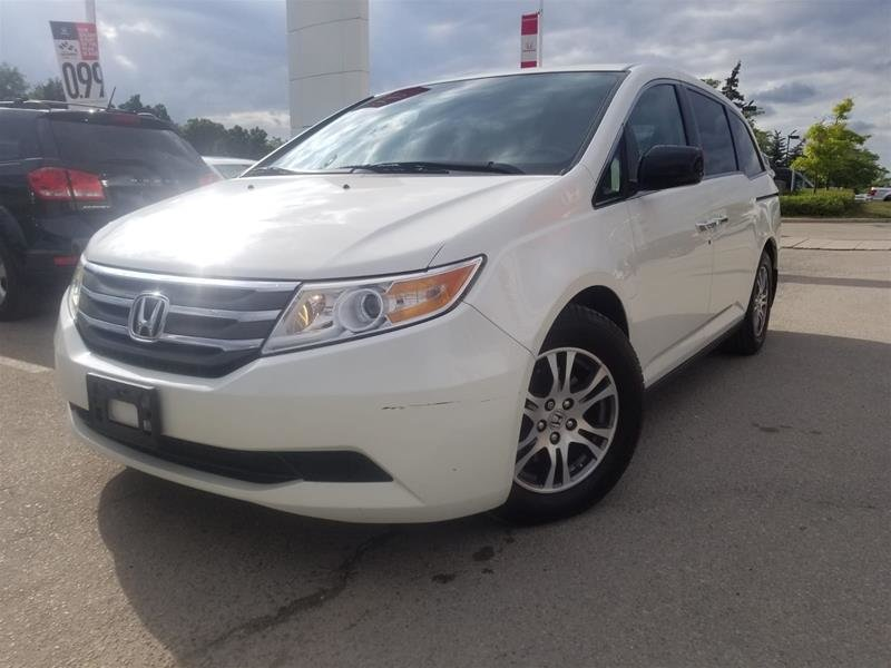 2013 Honda Odyssey EX in Mississauga, Ontario - 1 - w1024h768px