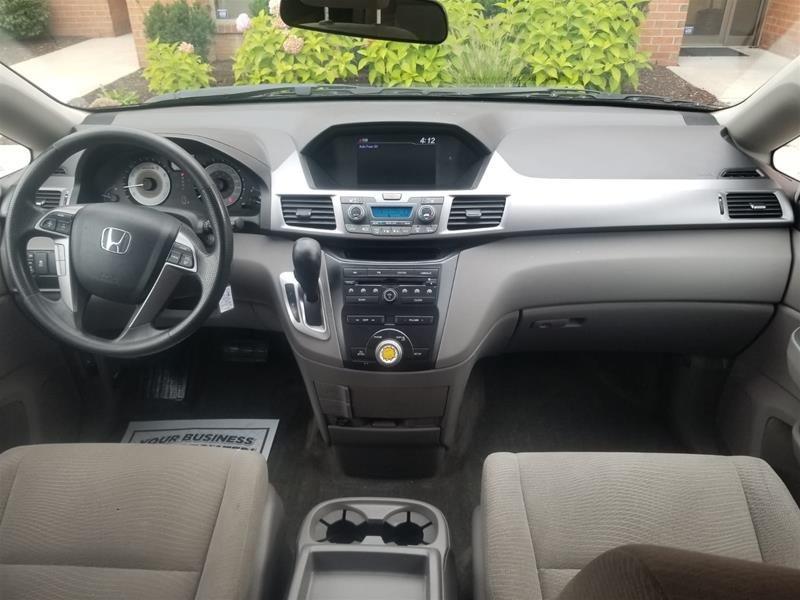 2013 Honda Odyssey EX in Mississauga, Ontario - 9 - w1024h768px