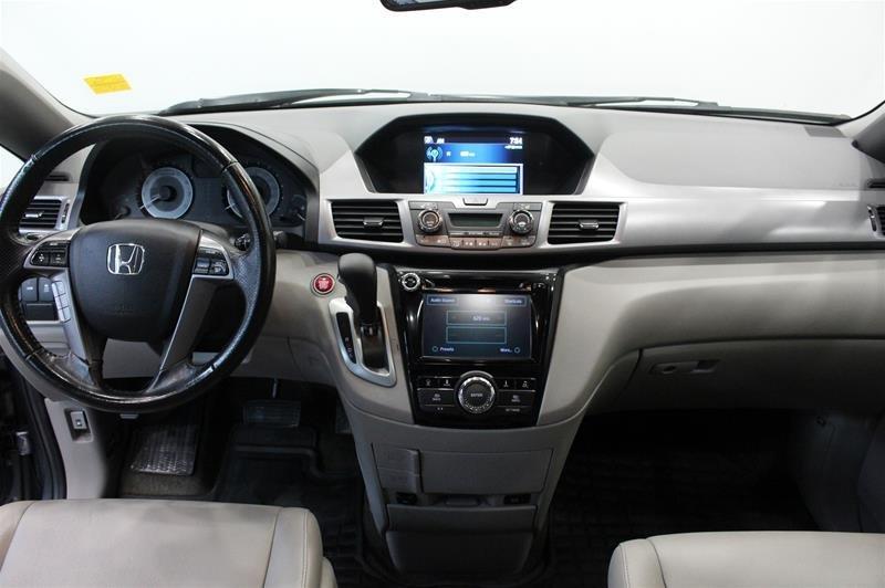 2014 Honda Odyssey EX-L Navi in Regina, Saskatchewan - 14 - w1024h768px