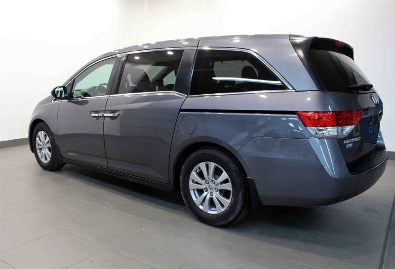 2014 Honda Odyssey EX-L Navi in Regina, Saskatchewan - 19 - w1024h768px