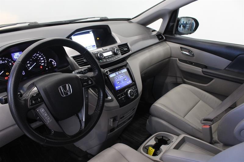 2015 Honda Odyssey Touring in Regina, Saskatchewan - 9 - w1024h768px
