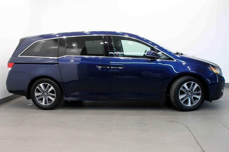2015 Honda Odyssey Touring in Regina, Saskatchewan - 22 - w1024h768px
